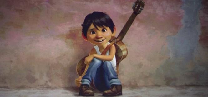 Coco - TOP 10 BEST CHILDREN'S CINEMA MOVIES 2017