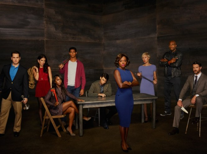 How to get Away with Murder - TOP 100 BEST AND MOST POPULAR SERIES ON NETFLIX