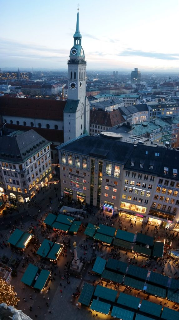 Marienplatz 574x1024 - TOP 10 ATTRACTIONS AND THINGS TO DO IN MUNICH GERMANY