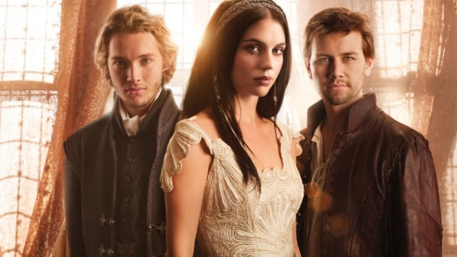 Reign - TOP 100 BEST AND MOST POPULAR SERIES ON NETFLIX