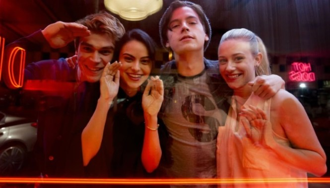 Riverdale - TOP 100 BEST AND MOST POPULAR SERIES ON NETFLIX