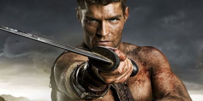 Spartacus - TOP 100 BEST AND MOST POPULAR SERIES ON NETFLIX