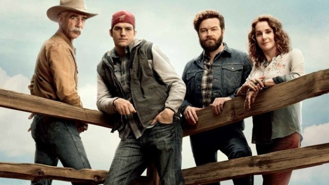 the ranch - TOP 100 BEST AND MOST POPULAR SERIES ON NETFLIX