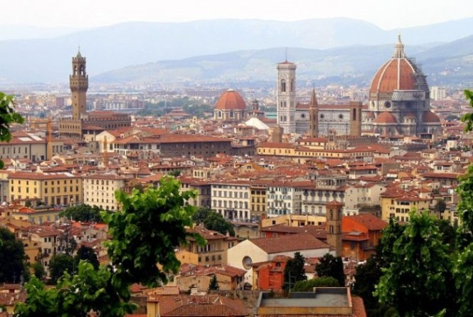 Florence - TOP 10 MOST ROMANTIC CITIES OF EUROPE