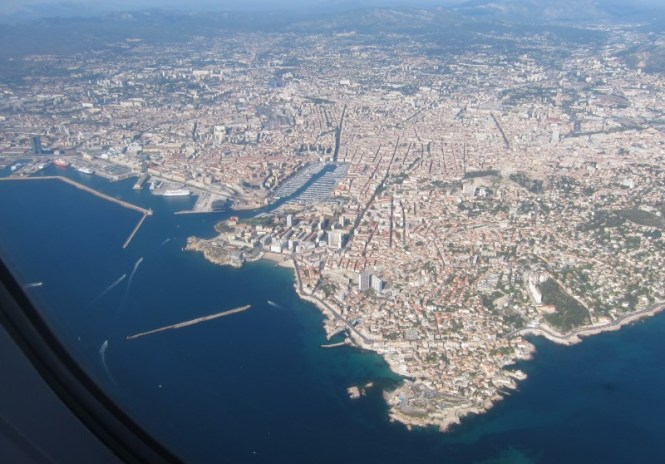 Marseille - TOP 10 LARGEST CITIES IN FRANCE MEASURED BY POPULATION