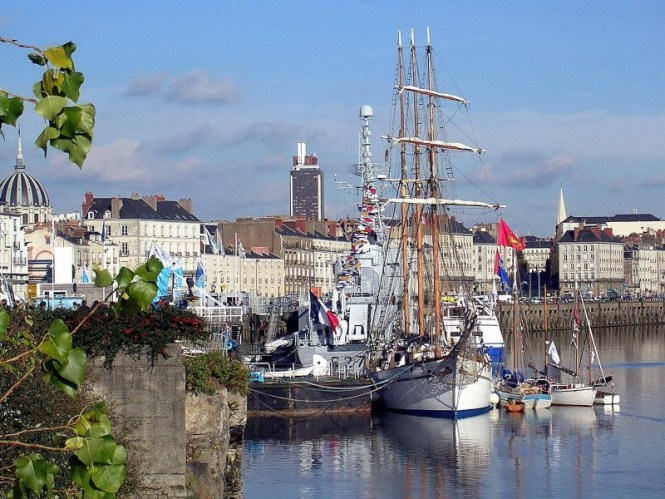 Nantes - TOP 10 LARGEST CITIES IN FRANCE MEASURED BY POPULATION