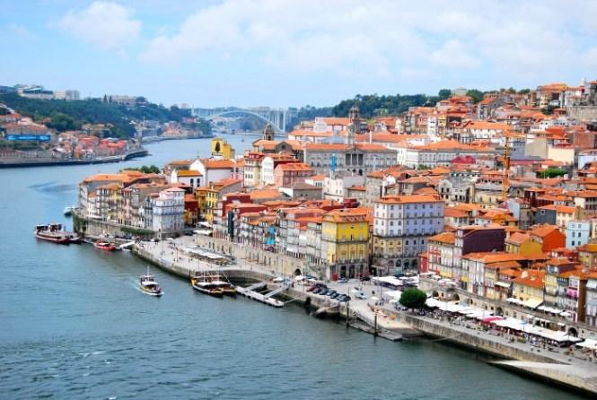 Porto - TOP 10 MOST ROMANTIC CITIES OF EUROPE