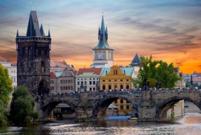 Praag - TOP 10 MOST ROMANTIC CITIES OF EUROPE