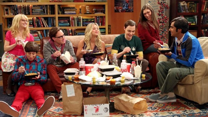 The Big Bang Theory - TOP 10 BEST AMERICAN SITCOMS EVER