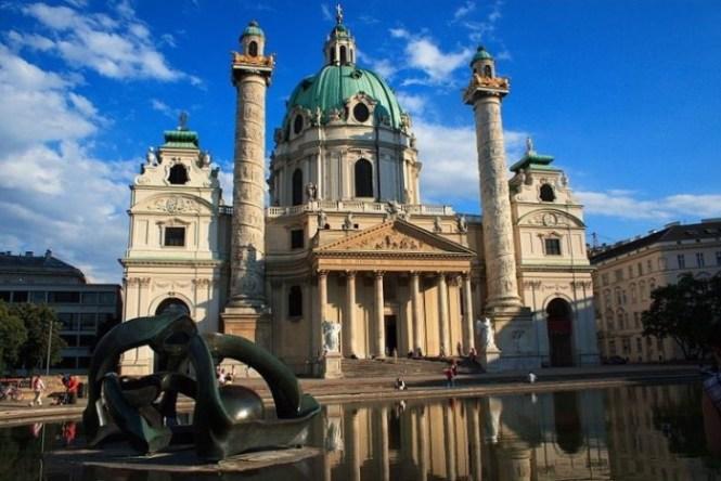 wenen - TOP 10 MOST ROMANTIC CITIES OF EUROPE