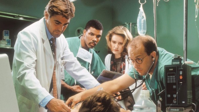 ER - TOP 10 MOST BEAUTIFUL HOSPITAL SERIES