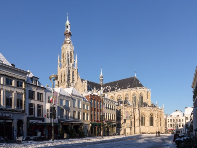 Grote Kerk Breda - TOP 10 MOST FAMOUS DUTCH CHURCHES AND CATHEDRALS