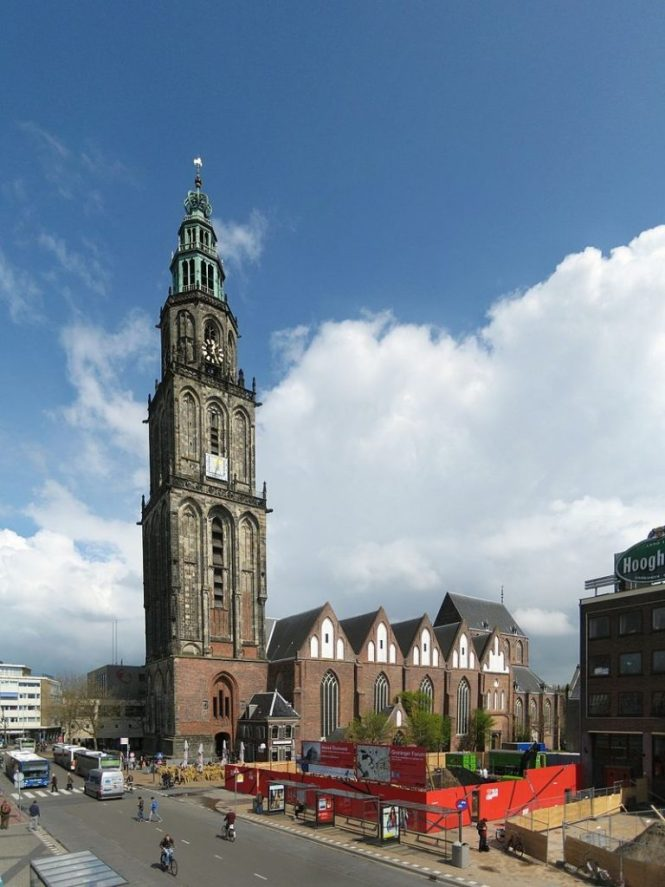 Martinikerk 768x1024 - TOP 10 MOST FAMOUS DUTCH CHURCHES AND CATHEDRALS