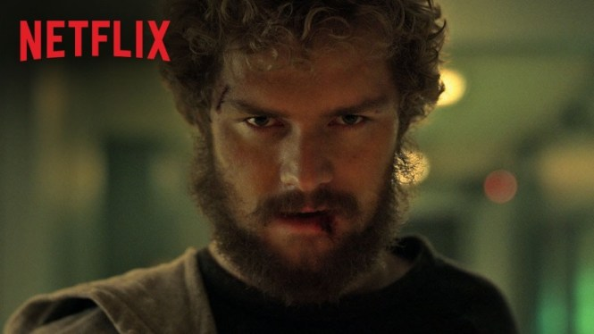 Marvels Iron Fist - TOP 10 NEW TV-SERIES 2017 TO LOOK OUT FOR NETFLIX- CABLE TV