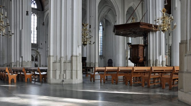 Sint Stevenskerk - TOP 10 MOST FAMOUS DUTCH CHURCHES AND CATHEDRALS