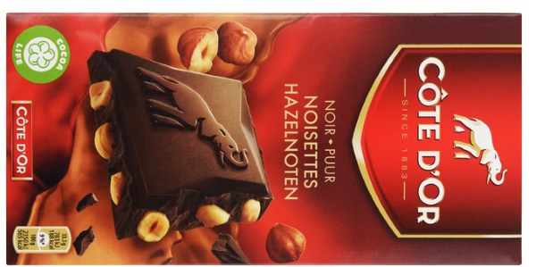 C%C3%B4te d%E2%80%99or Bloc %E2%80%93 Puur Hazelnoten - TOP 10 BEST CHOCOLATE BARS IN THE WORLD