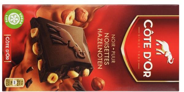 C%C3%B4te d%E2%80%99or Bloc %E2%80%93 Puur Hazelnoten - TOP 10 BEST CHOCOLATE BARS IN THE WORLD