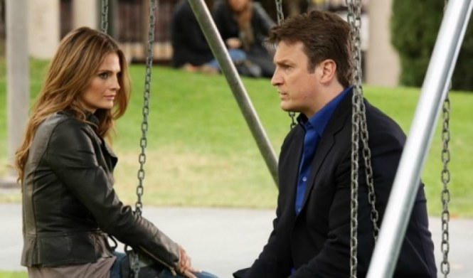 Castle - TOP 10 BEST POLICE AND CRIME SERIES EVER
