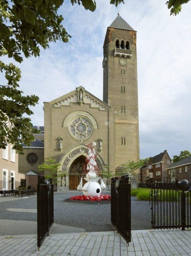 Jheronimus Bosch Art Center 763x1024 - TOP 10 BEST ATTRACTIONS OF DEN BOSCH IN THE NETHERLANDS