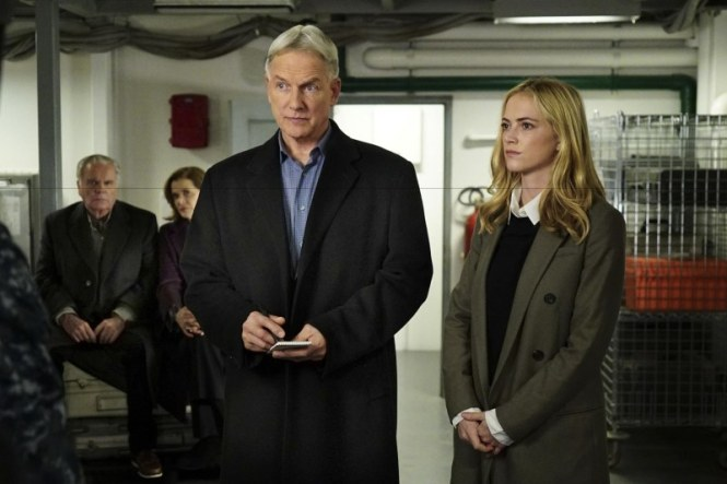 NCIS - TOP 10 BEST POLICE AND CRIME SERIES EVER