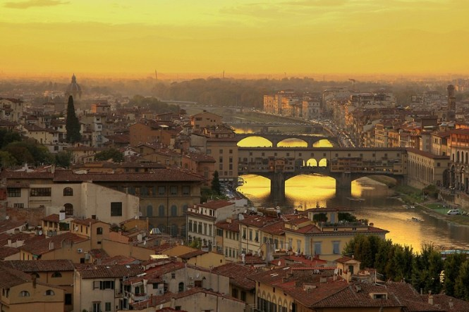 Piazzale Michelangelo - TOP 10 MOST FAMOUS ATTRACTIONS IN FLORENCE
