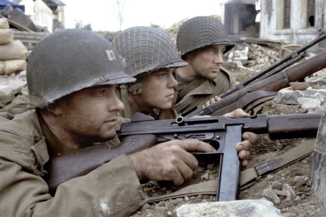 Saving Private Ryan - TOP 10 BEST TOM HANKS MOVIES