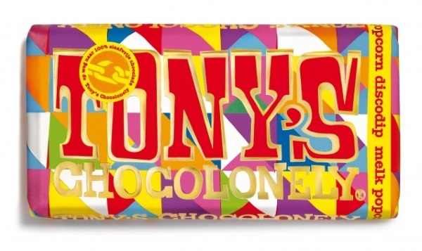 Tony%E2%80%99s Chocolonely Melk Popcorn Discodip - TOP 10 BEST CHOCOLATE BARS IN THE WORLD