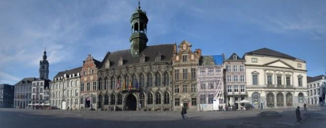 bergen - TOP 10 FUN CITY TRIPS TO BELGIUM