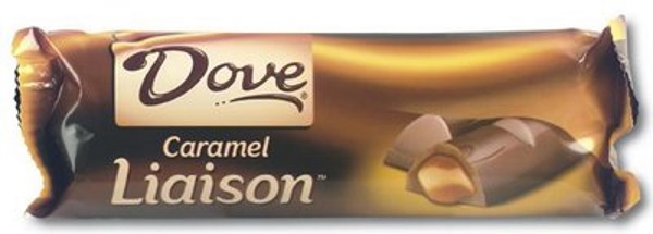 dove caramel liaison - TOP 10 BEST CHOCOLATE BARS IN THE WORLD