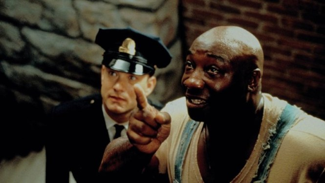 green mile - TOP 10 BEST TOM HANKS MOVIES