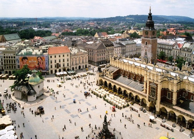 grote markt krakau - TOP 10 BEST ATTRACTIONS IN KRAKOW