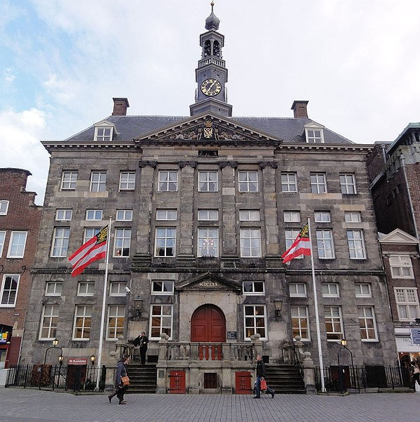 stadhuis - TOP 10 BEST ATTRACTIONS OF DEN BOSCH IN THE NETHERLANDS
