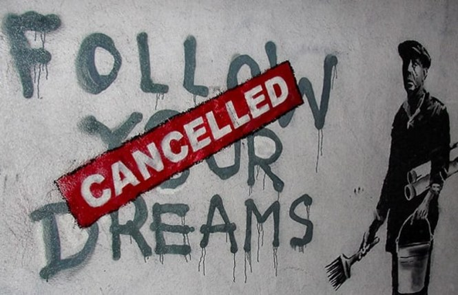 Follow Your Dreams - TOP 10 GRAFFITI ARTWORKS BY BANKSY