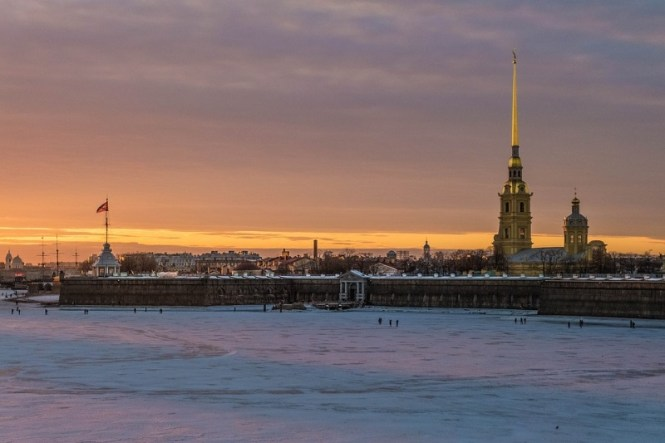 Petersburg - TOP 10 MOST COLDEST CITIES OF EUROPE