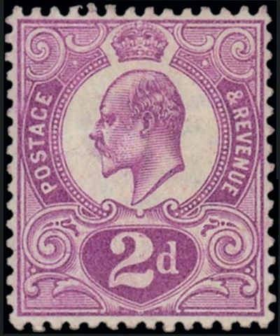 Tyrian Plum - TOP 10 MOST EXPENSIVE STAMPS EVER SOLD
