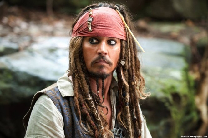 jack sparrow - TOP 10 BEST JOHNNY DEPP MOVIES
