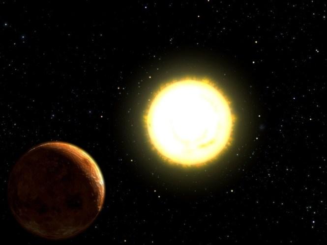 Exoplaneet 55 Cancri e - TOP 10 SPECIAL EXPOPLANETS
