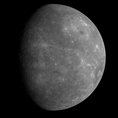 Mercurius - TOP 10 OBJECTS IN SPACE , WICH YOU CAN SEE WITH YOUR NAKED EYES PLANETS AND THE STARS