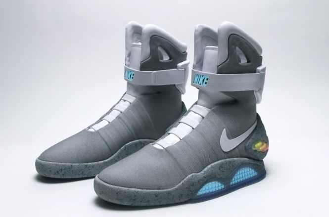 Nike Air Mag - TOP 10 MOST EXPENSIVE SNEAKERS IN THE WORLD THE MOST EXPENSIVE TRAINERS EVER SOLD