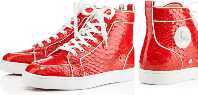 christian Louboutin Rantus Orlato Flat - TOP 10 MOST EXPENSIVE SNEAKERS IN THE WORLD THE MOST EXPENSIVE TRAINERS EVER SOLD