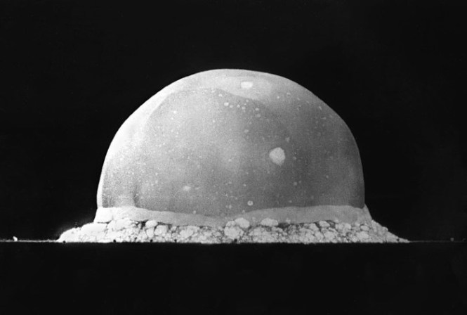 trinity - TOP 10 BIGGEST NUCLEAR EXPLOSIONS EVER