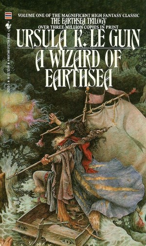 A Wizard of Earthsea - TOP 10 FANTASY BOOKS SIMILAR TO LORD OF THE RINGS