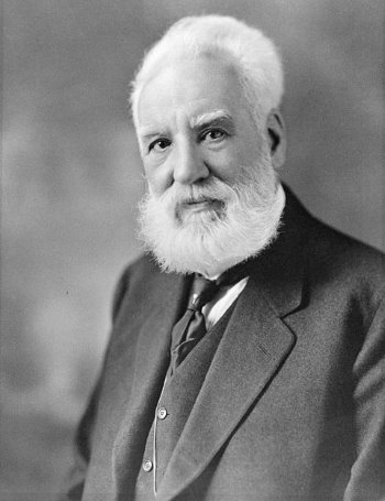 Alexander Graham Bell - Top 10 Words that are named after real People