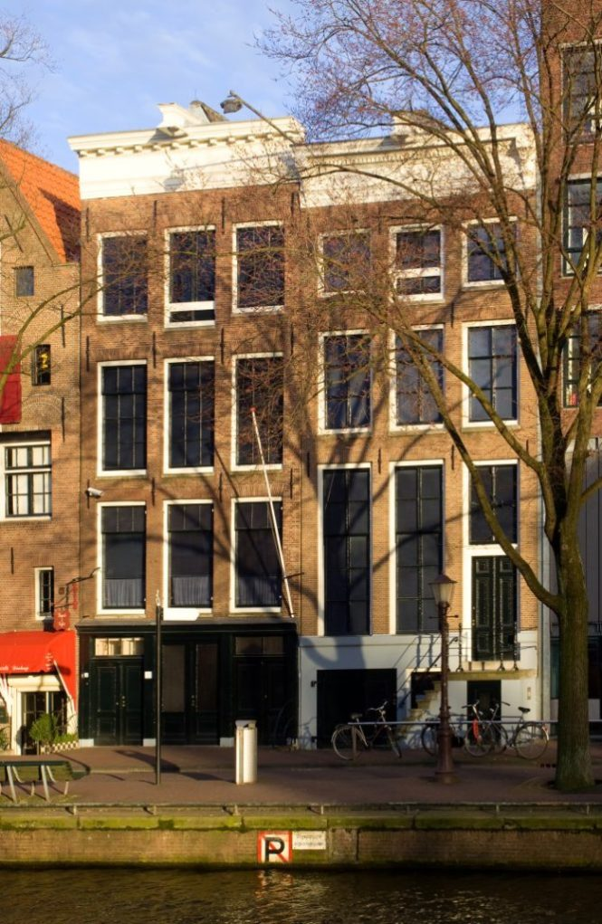 Anne Frank Museum 667x1024 - TOP 10 TOURIST ATTRACTIONS AND THINGS TO DO IN THE NETHERLANDS