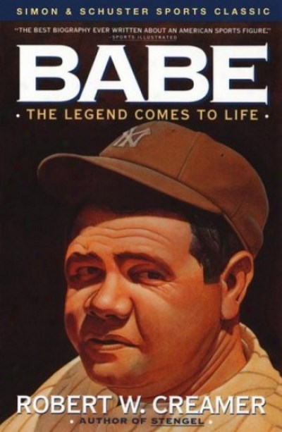 Babe The Legend Comes Alive - TOP 10 BEST SPORTS BIOGRAPHIES BOOKS