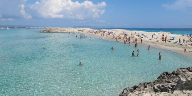 Balearen - TOP 10 MOST BEAUTIFUL BEACHES IN EUROPE