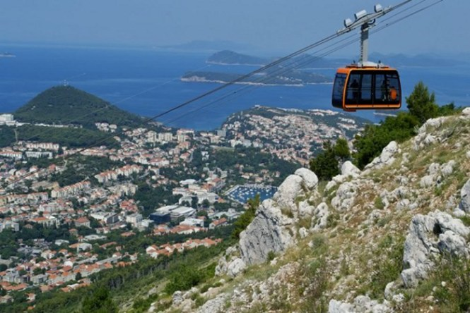 Berg Srdj - TOP 10 TOURIST ATTRACTIONS IN DUBROVNIK FUN THINGS TO DO BEAUTIFUL THINGS TO SEE