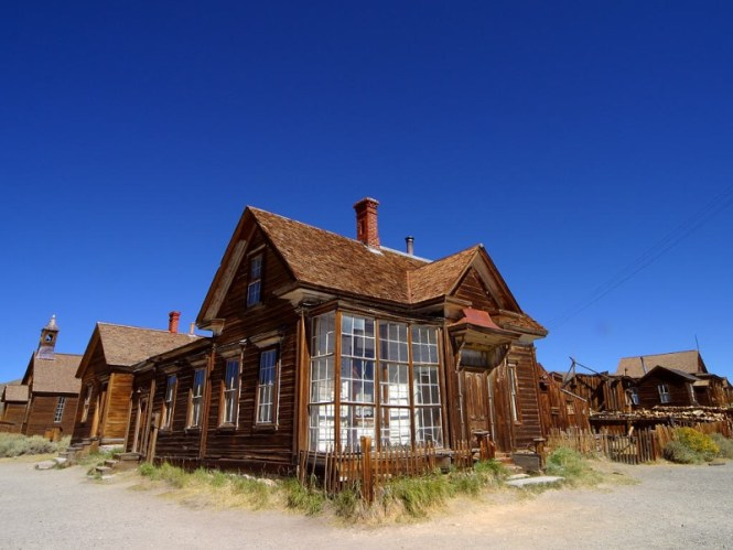 Bodie - TOP 10 FAMOUS GHOST TOWNS