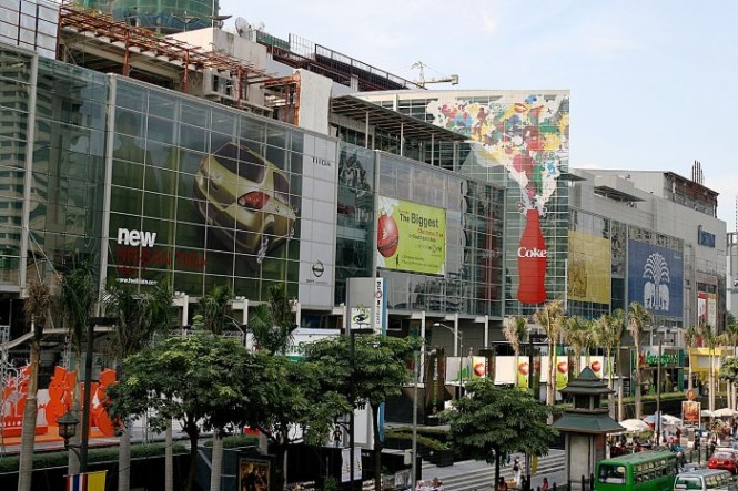 Central World - TOP 10 BEST TOURIST ATTRACTION IN BANGKOK FUN THINGS TO DO IN BANGKOK