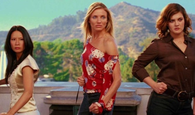Charlies Angels - TOP 10 ACTION MOVIES WITH A WOMAN IN THE LEADING ROLE